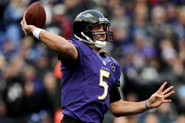 Should The Ravens Put The Franchise Tag On Flacco Or Sign Him To A Long Term Deal ?