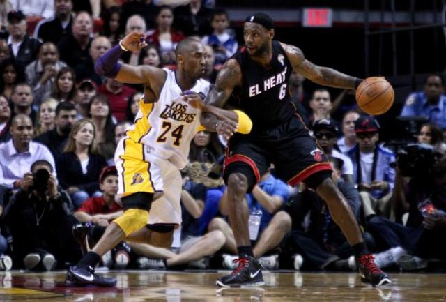 Kobe Bryant Says He's Best 1-on-1 Player Ever, He Would Beat LeBron James