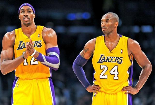 Kobe, Dwight In War Of Words ?