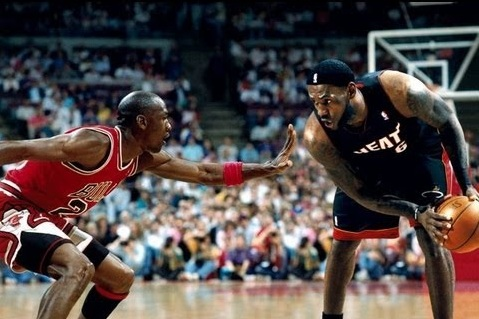 Magic Says Michael Jordan Would Beat LeBron 1on1