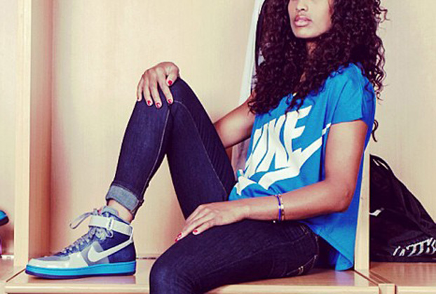 Skylar Diggins Becomes New Spokesperson For Nike Air Force 1′s