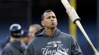 Report: MLB Preparing To Ban Alex Rodriguez For Life