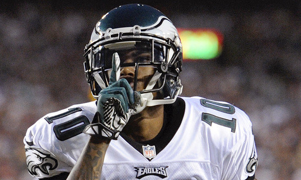 Eagles Cut DeSean Jackson Over Gang Ties, Attitude, & Off Field Behavior