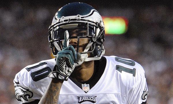 Eagles Cut DeSean Jackson Over Gang Ties, Attitude, & Off Field Behavior